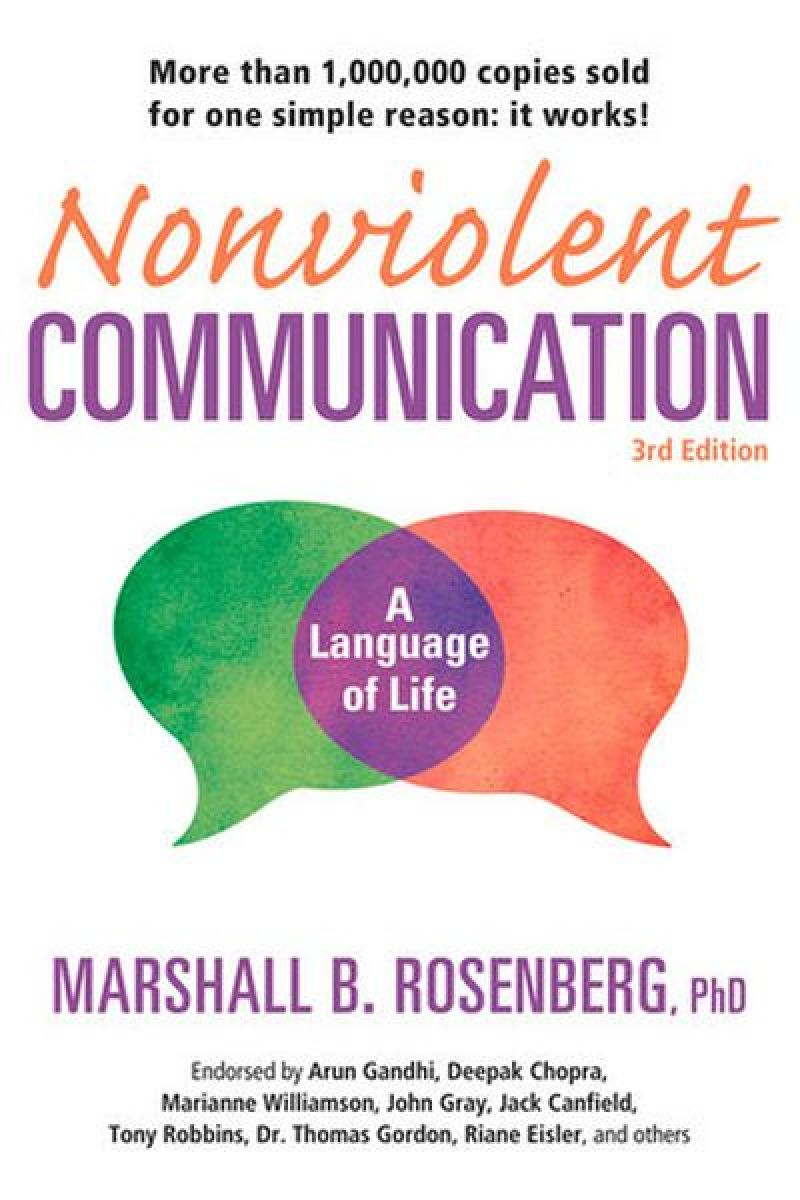 Non-violent Communication by Marshall B. Rosenberg