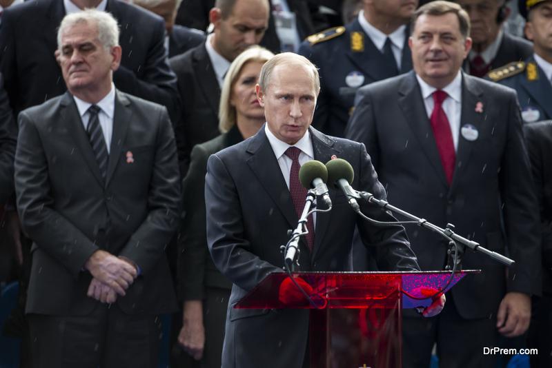 true democracy in Russia is still a dream