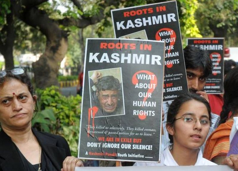 Kashmiri Pandits deserve special towns for residence