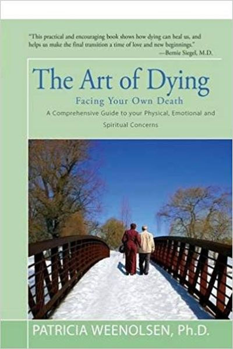 The Art Of Dying – Patricia Weenolsen