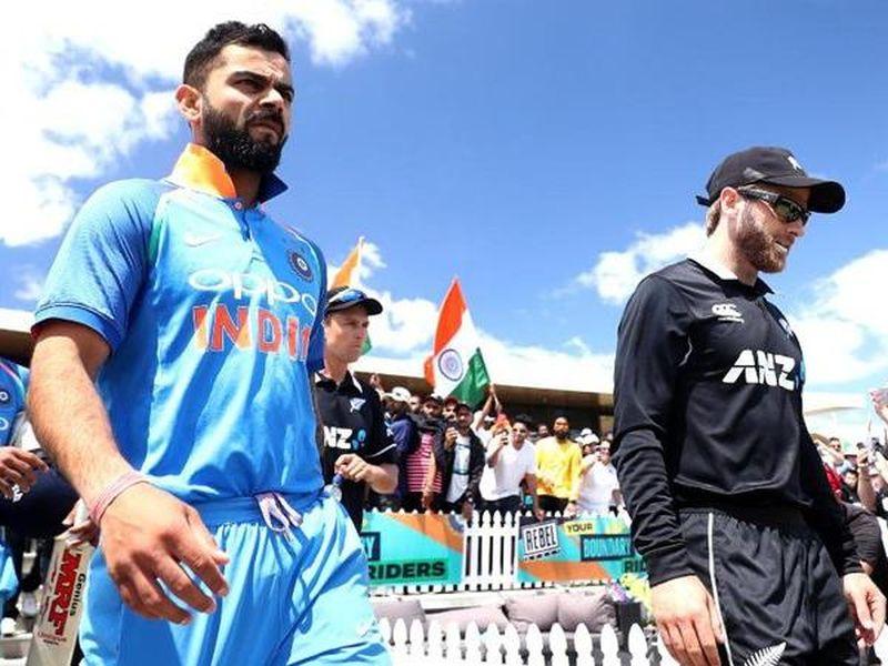 India –New Zealand match
