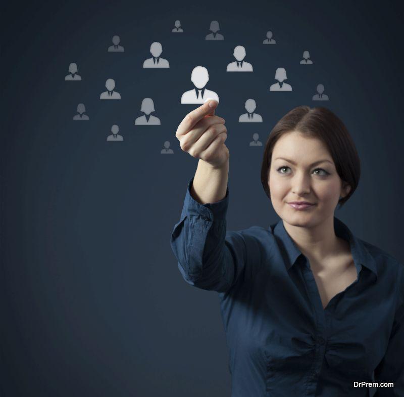 Nurture potential clients