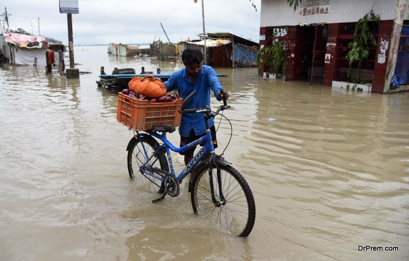 floods in India