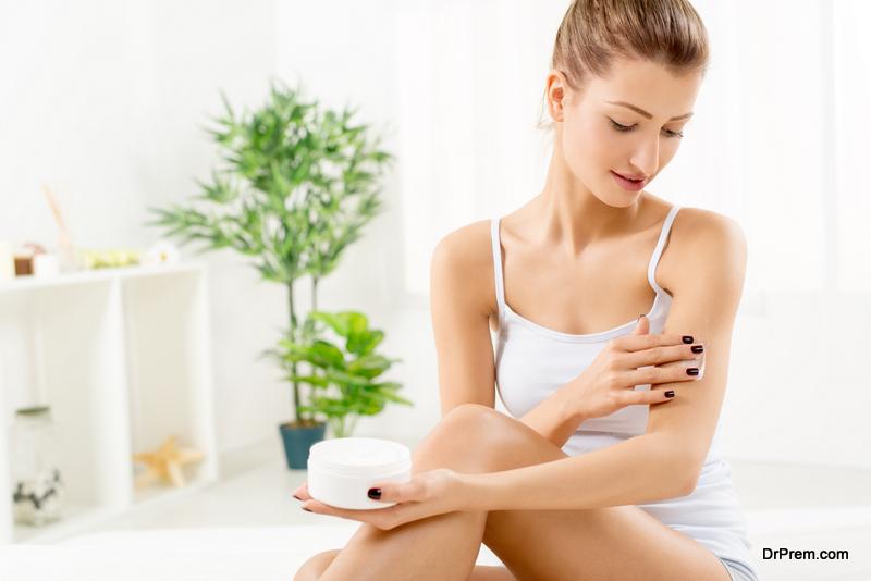Use Skin Hydrating Moisturizer