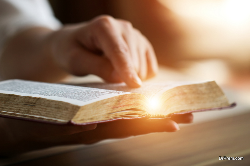 read books on spirituality