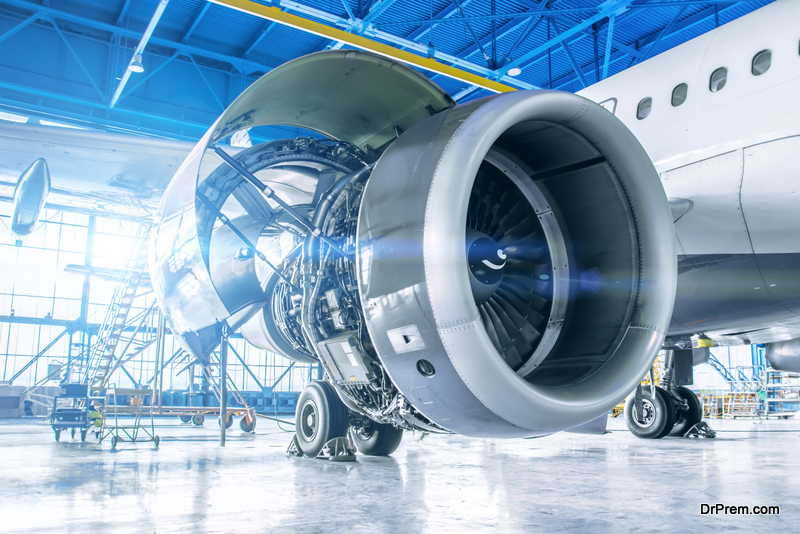 Airline Components industry