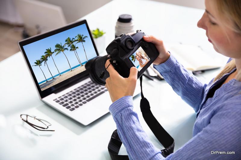 skill with a camera