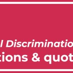 Top Best 35 Racial Discrimination Captions part II with Texts and Photos