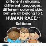 Top Best 6 Racial Diversity Captions with Texts and Photos