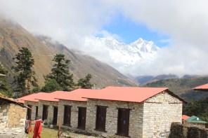 Lama quarters at Tengboche monastery