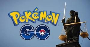 pokemon go law justice