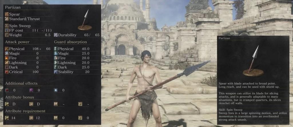 Partizan Spear
