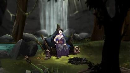Dead In Vinland: Lady Tomoe