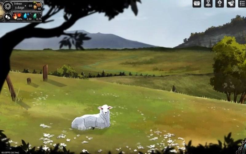 dead in vinland sheep