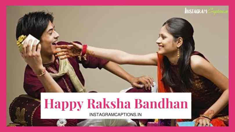 Raksha Bandhan Captions