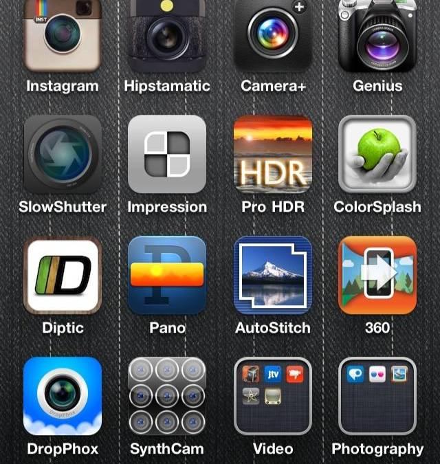Instagramer Life: ¿Cómo mi iPhone 4 acabó con mis cámaras digitales?