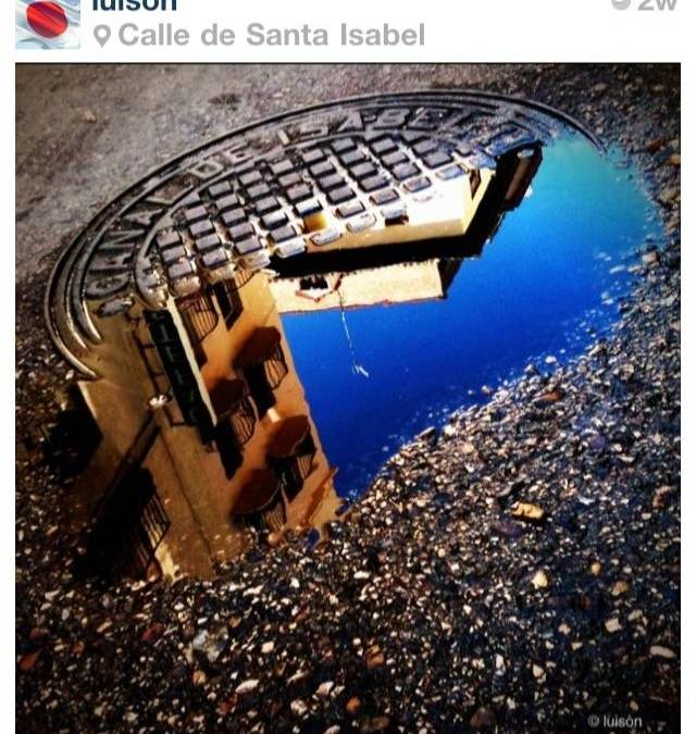 "FlashOn 1.5: Pic ""Alcantarilla de Madrid"" by @luison"