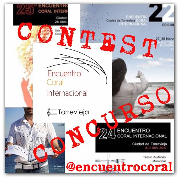 Win an Ipad with Choir festival of Torrevieja in Instagram