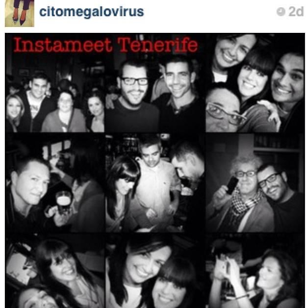 Primera quedada de Instagramers  en Tenerife.
