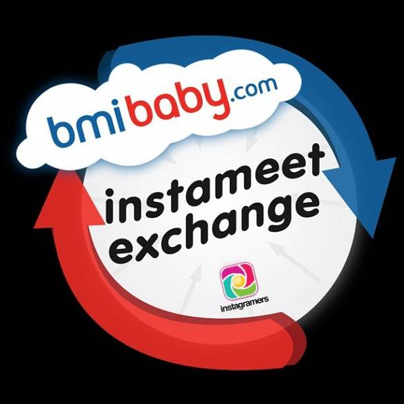 bmibaby support Instagram's worldwide Instameet