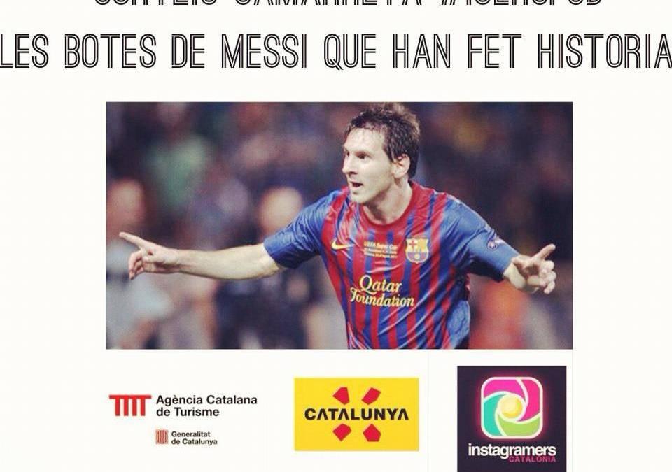Hoy empieza la #CatalunyaExperience en el Camp Nou del mítico Fc Barcelona