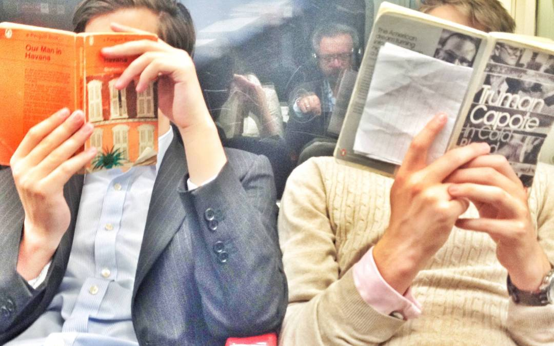 Four London Instagramers give masterclass for national UK newspaper