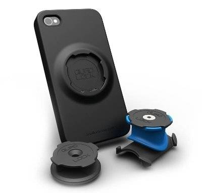 Quad Lock's iPhone products, cases and tripod adapters, now available!