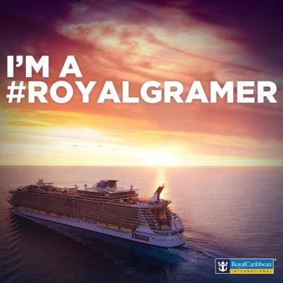 Royal Caribbean Apoya su Lanzamiento en Instagram con la Retransmisión de un Crucero en Directo