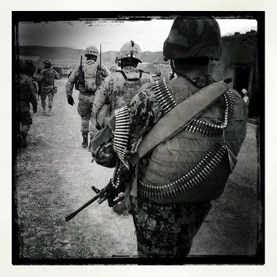 Exposición de fotografía con Hipstamatic en Afganistán de la periodista Mayka Navarro