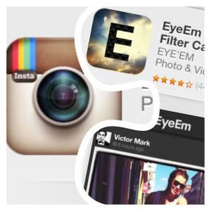 términos y condiciones de Instagram y Eye Em