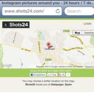 shots24 geoloc service for instagram