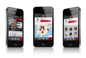 App Historia iPhone