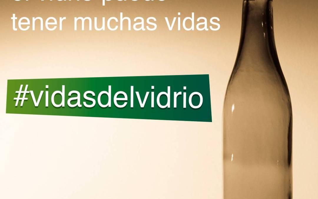 Demuestra las vidas del vidrio con nuestro concurso en Instagram #vidasdelvidrio