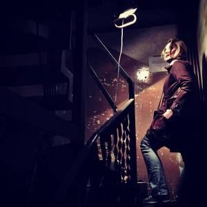Caroline follow the light