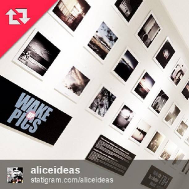 WakeUpPIcs Exhibition and Instameet with Instagramers Milano