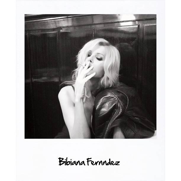 Entrevista a Bibiana Fernández, The Devil is A Woman en Instagram