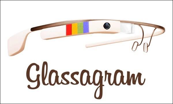 ¿Instagram en las gafas?