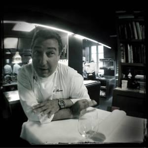 """Joan Roca """"El Celler de Can Roca... Es una forma de vivir.. Que nos permite vivir con intensidad la experiencia de la gastronomía""""."""