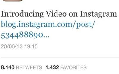 Welcome to Videos on Instagram