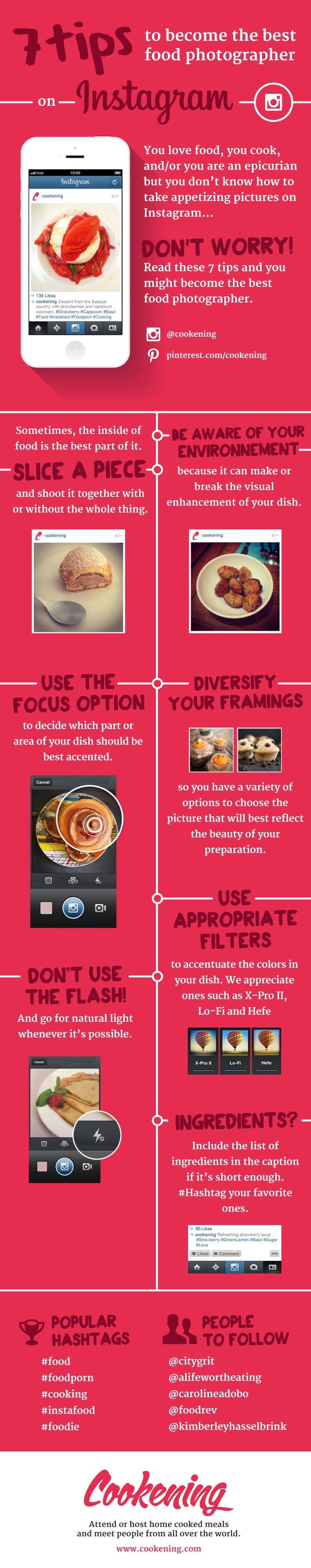 Instagram Photo Tips