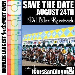 The Worlds Largest Instameet Next Saturday August 24th with Igers San Diego