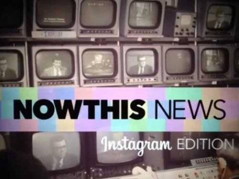 El primer canal de noticias en vídeos en Instagram