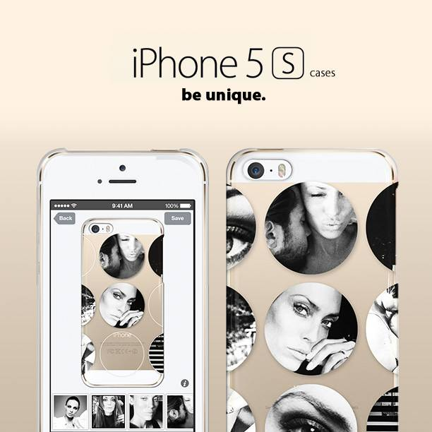 New iPhone 5 S and 5 C cases by Casetagram!