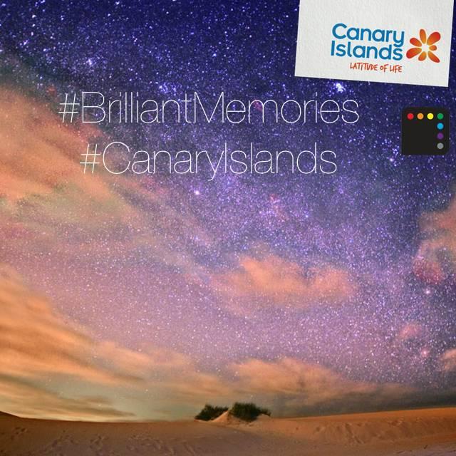 Primer concurso en Instagram de Turismo de Canarias