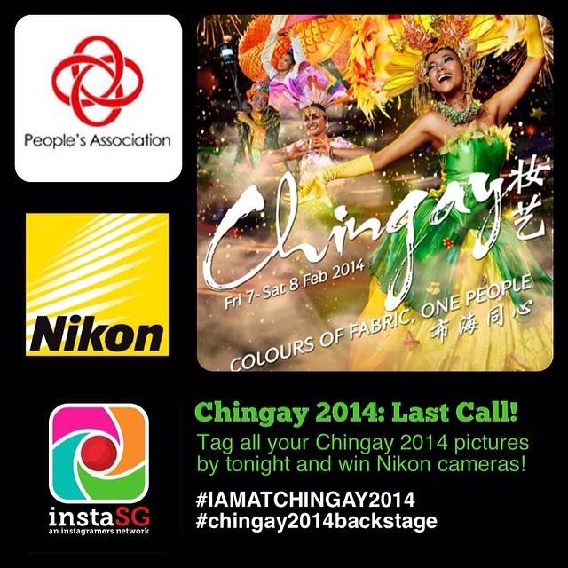 Singapore Chingay Parade 2014 on Instagram