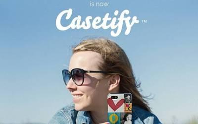 Casetagram is now Casetify