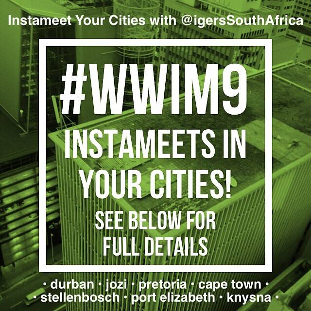 Worldwide Instameet 9 – More than 50 Instagramers Communities Will Meet Next May 17th, 18th