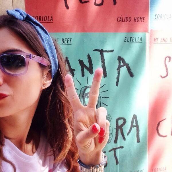 @kimstamatic from instagramers.com featured in Estrella Damm's new summer spot!