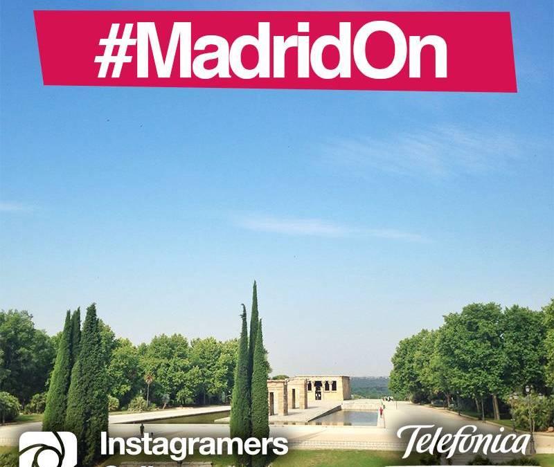 Segundo concurso IgersGalleryMadrid ¡y tú podrás formar parte de la expo #MadridOn #MadridOff en Septiembre!