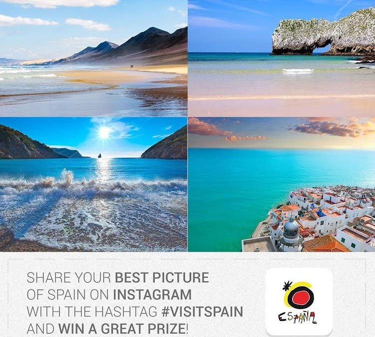 Your best picture of Spain has a prize!